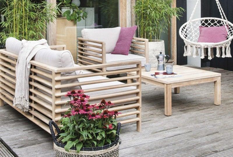 Blog Tips voor houten tuinmeubelen