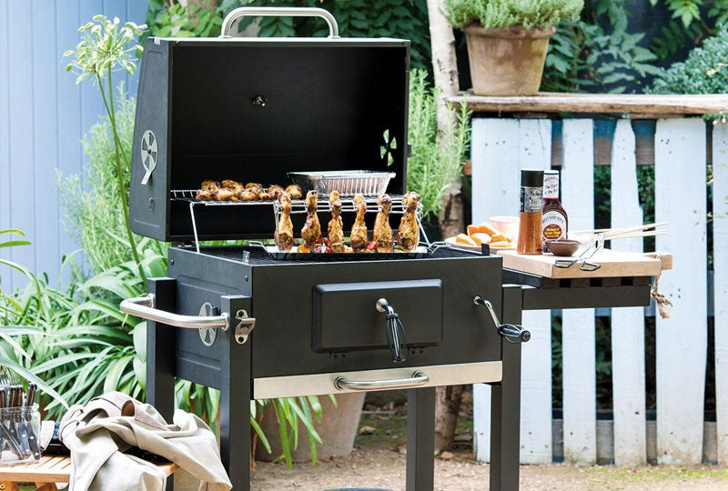 Blog Alles over de houtskool BBQ