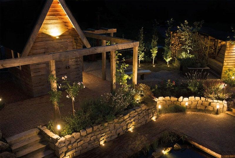 Blog Tuinverlichting aanleggen