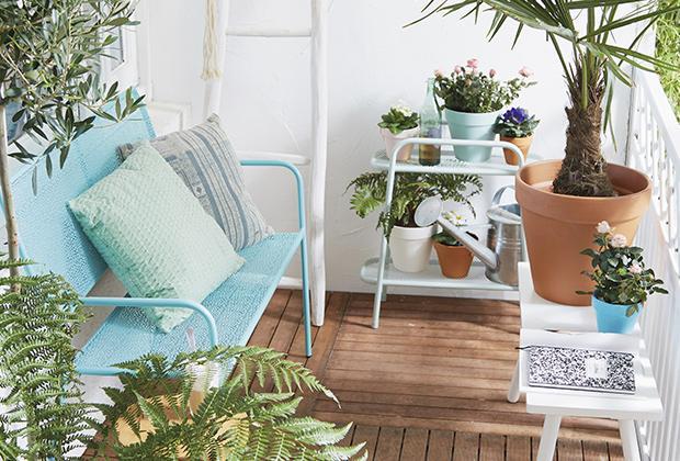 Tips voor balkonplanten