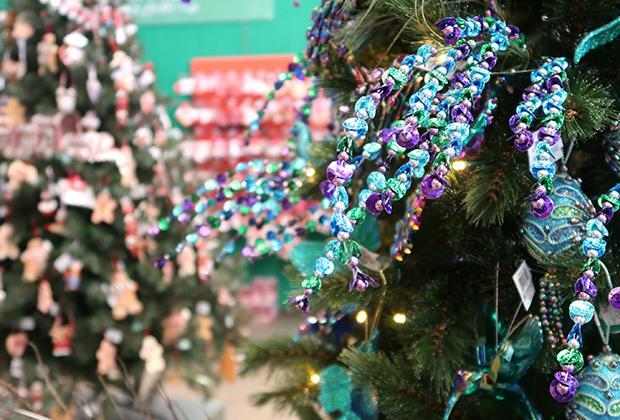 Hoe wordt de kerstshow opgebouwd?