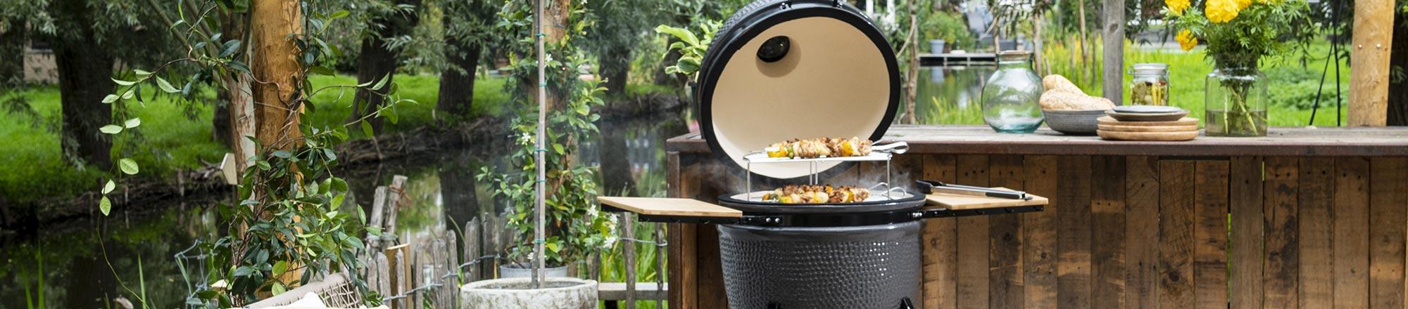 De ultieme kamadogids: wat moet ik weten over dit type barbecue?