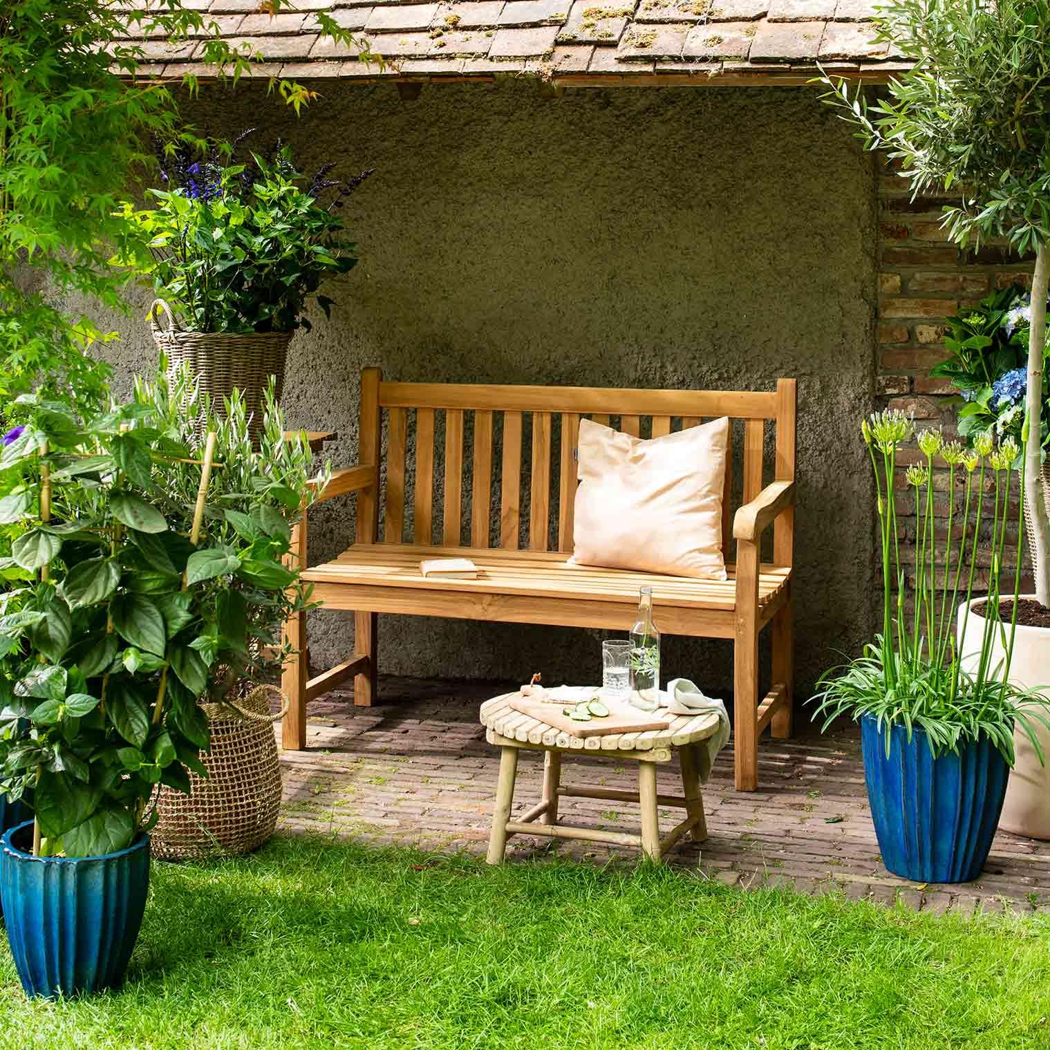 De tuinbank keuzehulp