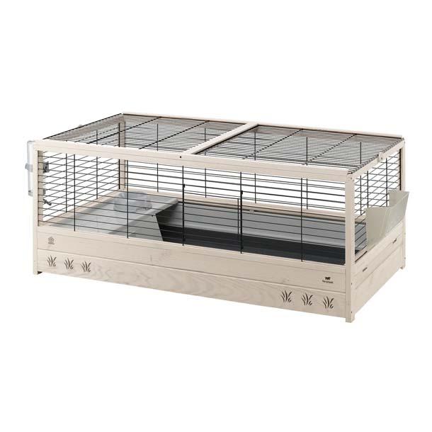 Ferplast konijnenkooi 125 x 64,5 x 51 cm in de Intratuin webshop