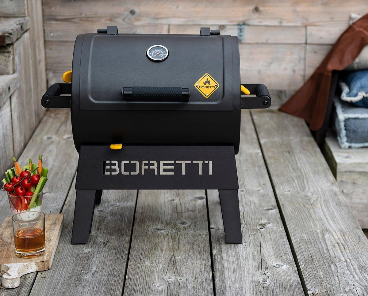 Boretti tafelbarbecue