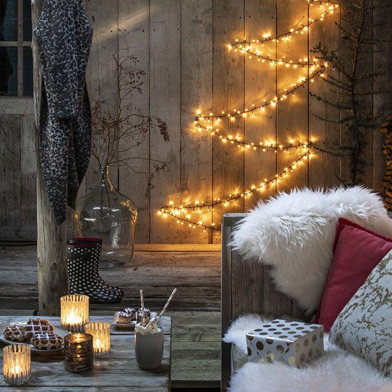 Kerstversiering voor buiten