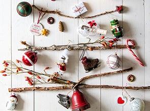 Kerstversiering en -decoratie