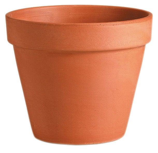 Mega Collections pot D 17 cm terracotta