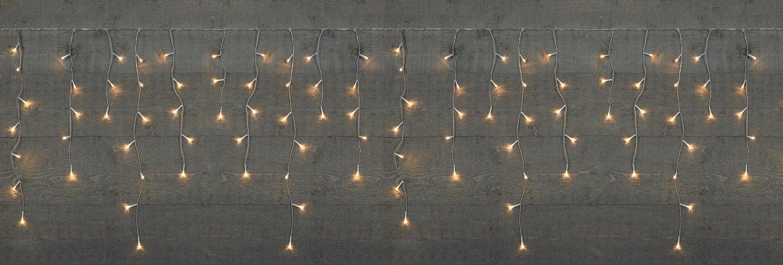 IJspegelverlichting met 360 LED lampjes 7,2 m warm wit