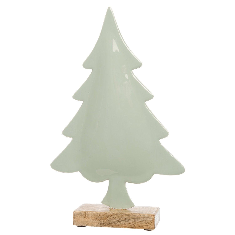 Intratuin decoratieboom op voet voet groen H 38 cm