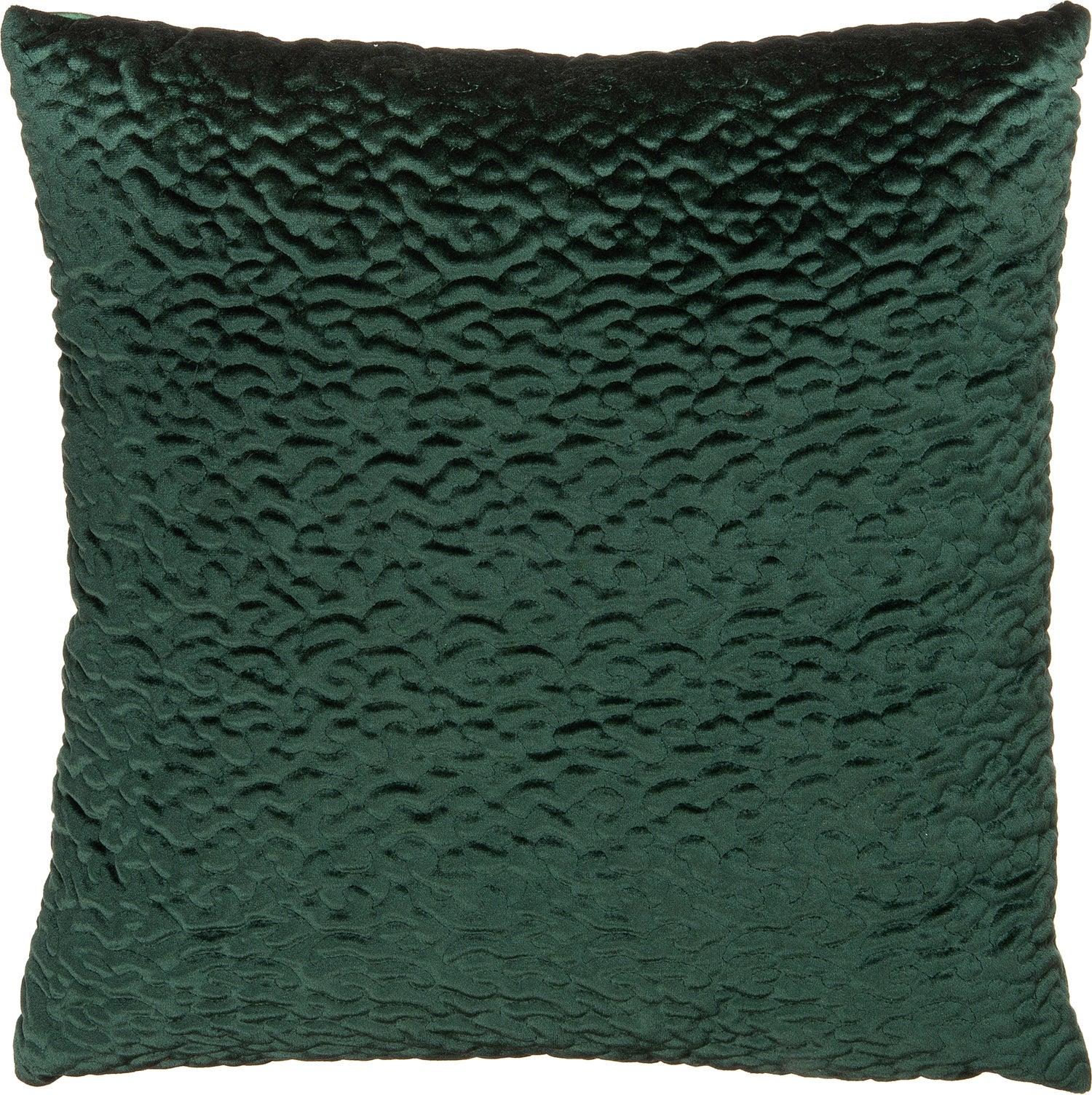 Intratuin sierkussen Hope donker groen 43 x 43 cm
