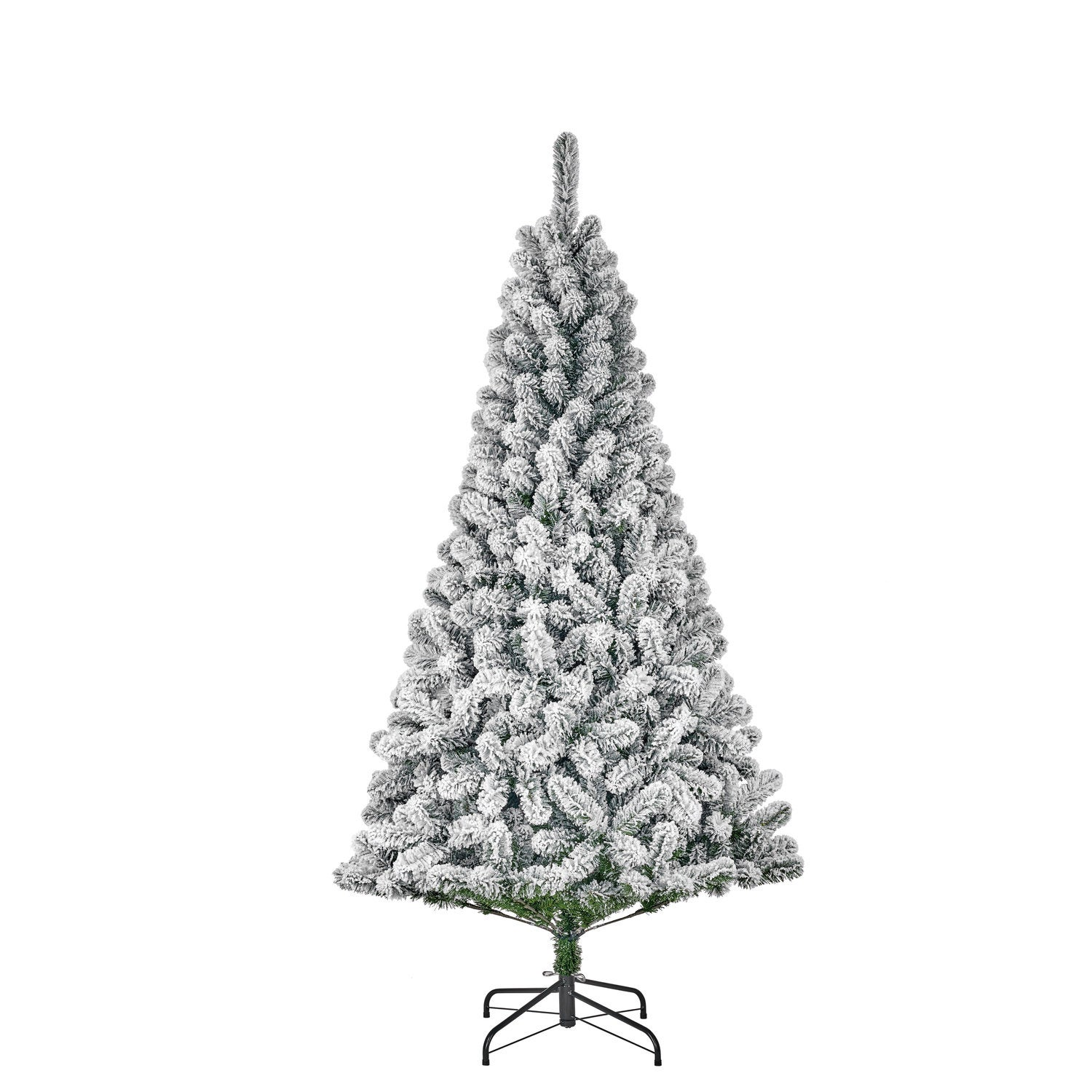Black Box kunstkerstboom Verbier H 230 cm groen