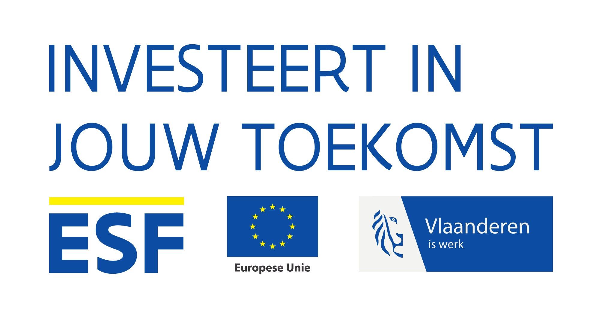 ESF investeert in jouw toekomst